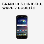 Grand X 3 (Cricket) / Warp 7 (Boost)