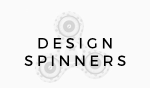 Design Plastic Spinners