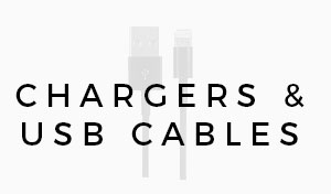 USB Chargers & Cables