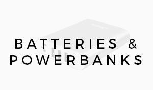 Li-ion Batteries & Powerbanks