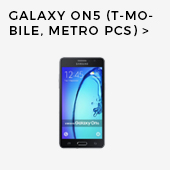 Galaxy On5 (T-Mobile, MetroPCS)