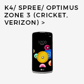 K4/ Spree/ Optimus Zone 3 (Cricket, Verizon)