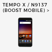 Tempo X / N9137 (Boost Mobile)