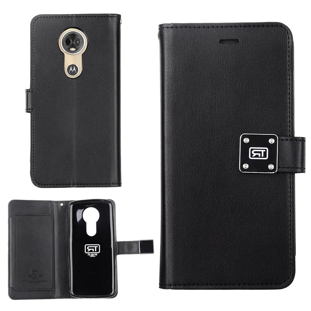 1e7d8bff41cc Motorola Moto E5 Plus / E5 Supra - Black colored High Quality ...