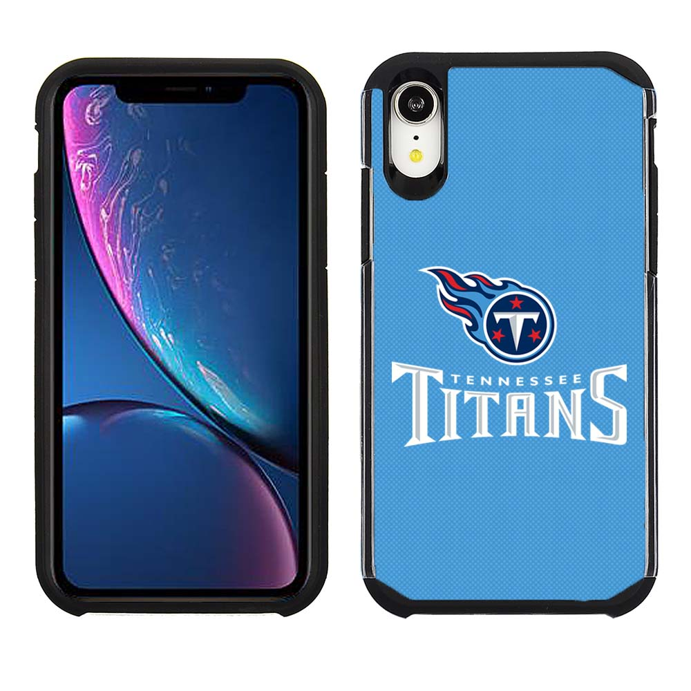 81e898f5 Apple iPhone XR - NFL Licensed Tennessee Titans Light Blue ...