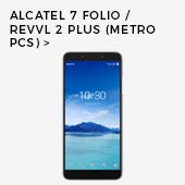Alcatel 7 Folio / Revvl 2 Plus (Metro PCS)